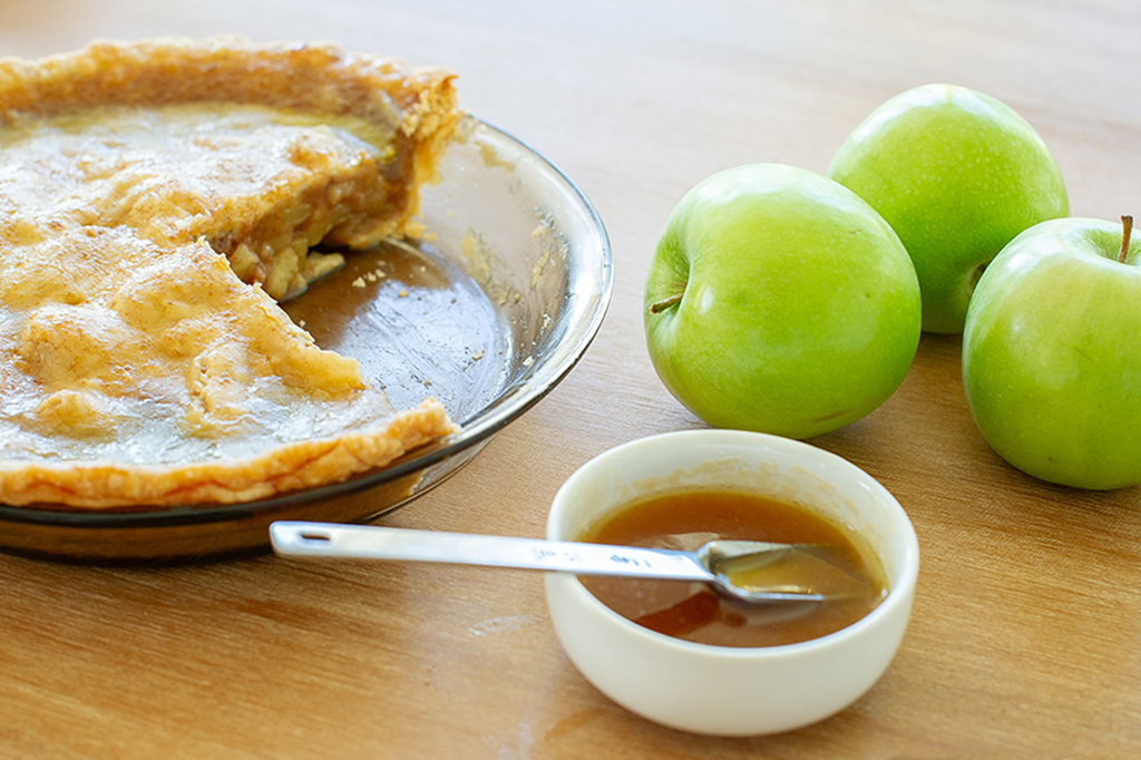 The Best Candy Apple Pie Recipe