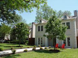 Red Oaks installed by Treeland Nursery.